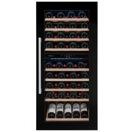 Vinoteca Avintage 79 botellas AVI82CDZ  encastrable columna doble zona temperatura