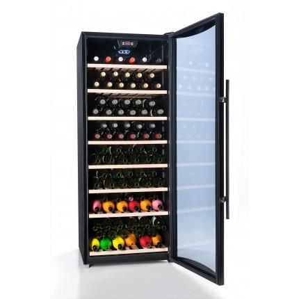 vinoteca 100 botellas cavanova CV100T abierta llena