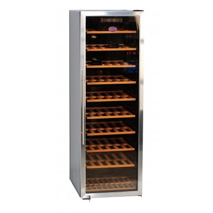 Vinoteca Cavevinum 180 botellas CV-180 INOX