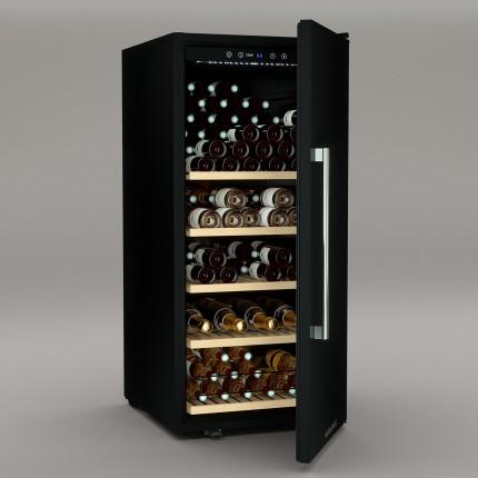 Vinoteca 140 botellas Cavist CAVIST140  abierta