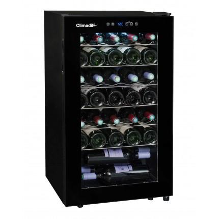 Vinoteca 34 botellas Climadiff CLS34