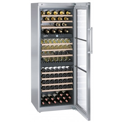Vinoteca Liebherr WTES5872 3 Zonas Inox 178 Botellas