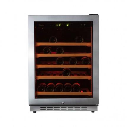 Vinoteca Pevino EVO 46 botellas PE46S-HHSSN Acero