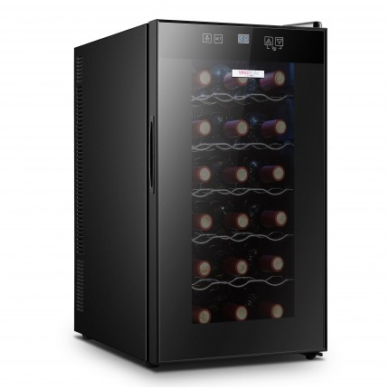 Vinoteca 18 botellas La Sommeliere Vinostyle VST18PVMF