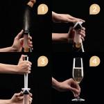 Conservador para champagne ZZYSH como usar 2