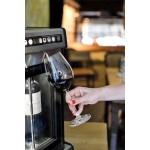 Dispensador de vino por copas para 2 botellas Wineemotion funcionamiento