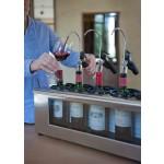 Enfriador de vino CV6T con dispensador CV1T