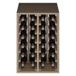 Botellero en columna Godello Petín 24 botellas ER2014 4