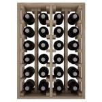 Botellero en columna Godello Petín 24 botellas ER2014 2