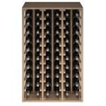 Botellero en columna Godello Canedo 60 botellas ER2060 frente