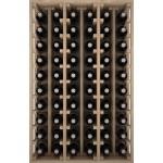 Botellero en columna Godello Canedo 60 botellas ER2060 frontal