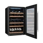 Vinoteca 52 botellas Avintage AVI47XDZ abierta llena