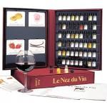 Libro 54 aromas Le Nez du Vin  caja y libro 3