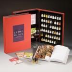 Libro 54 aromas Le Nez du Vin caja y libro