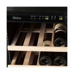 Vinoteca Pevino EVO 46 botellas PE46S HHBN - interior