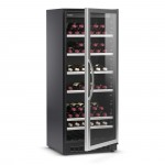 Vinoteca 101 botellas dometic c101g semiabierta