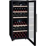 Vinoteca 102 botellas SLS102DZ abierta llena