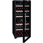 Vinoteca 102 botellas SLS102DZ semibaierta llena