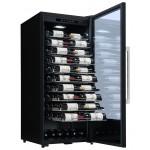 Vinoteca 107 botellas La Sommeliere PF110 bandejas extraibles
