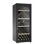 Vinoteca 110 botellas CD110B1 doble zona temperatura