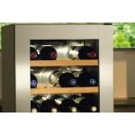 Vinoteca 12 botellas Liebherr WKes 653 botellas ambientes