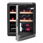 Vinoteca Vinobox 12 botellas 12GC  frontal abierta
