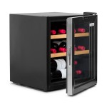 Vinoteca Vinobox 12 botellas 12GC  lateral abierta