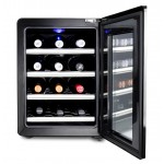 Vinoteca 12 botellas WineCase Red 12 Caso Germany abierta