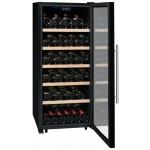 Vinoteca 121 botellas La Sommeliere SLS117 abierta llena