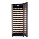 vinoteca-142-botellas-pevino-p120s-hhb negro abierta