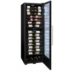 Vinoteca 152 botellas La Sommeliere PF160DZ llena abierta