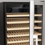 Vinoteca 166 botellas Cavist CAVIST166 - 5