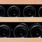 Vinoteca Vinobox 168 botellas 168GC 2T Inox detalle bandejas