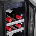 Vinoteca 20 botellas dometic c20g detalle