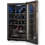 Vinoteca 28 botellas CV028C abierta