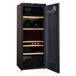Vinoteca 294 botellas climadiff cla310a abierta