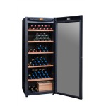 vinoteca 294 Botellas DVP305G Triple zona de temperatura-abierta