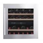 Vinoteca Avintage 36 botellas AVI62XDZA inox encastrable columna doble zona temperatura cerrada