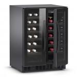 Vinoteca 40 botellas dometic e40fgd semiabierta