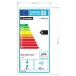 Vinoteca 41 botellas  Climadiff CLS41MT energy label