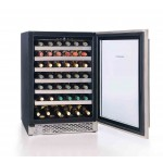 Vinoteca 54 botellas cavanova CV060T abierta