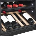 Vinoteca 49 botellas dometic e49fgb exposicion vino