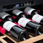 Vinoteca Vinobox 50 botellas 50GC 1T bandejas de madera