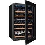 Vinoteca Avintage 52 botellas AVI48PREMIUM semiabierta