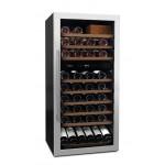 Vinoteca 70 botellas mQuvée WineServe 70I lateral