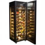 vinoteca 81 botellas cavanova CVVT400 abierta