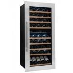 Vinoteca 79 botellas Avintage AVI81XDZ llena cerrada