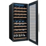 Vinoteca 79 botellas Avintage AVI81XDZ llena abierta