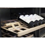 vinoteca caso design winechef 126 panel bandejas