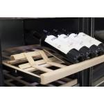 Vinoteca 180 botellas Caso Design WineChef Pro180 bandejas